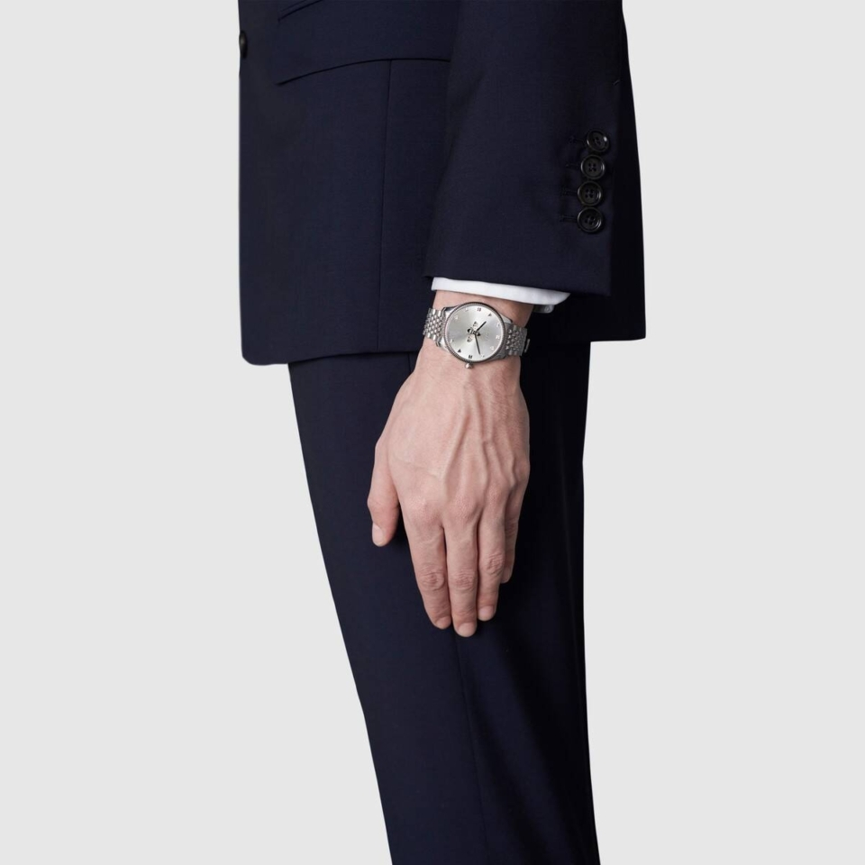 Gucci G-Timeless 36 mm watch