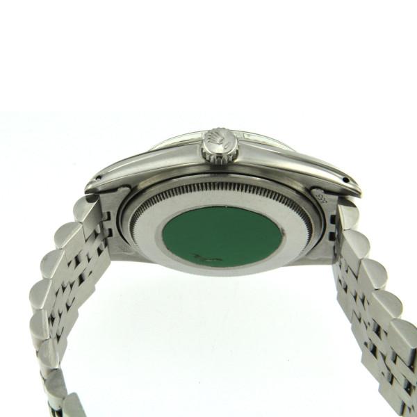 Orologio Rolex Vintage acciaio automatic Date Just
