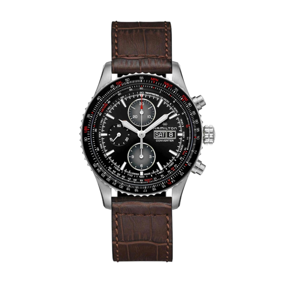 OROLOGIO HAMILTON Khaki Aviation Converter Auto Chrono