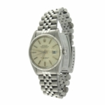Orologio Rolex Vintage acciaio automatic Date Just watch