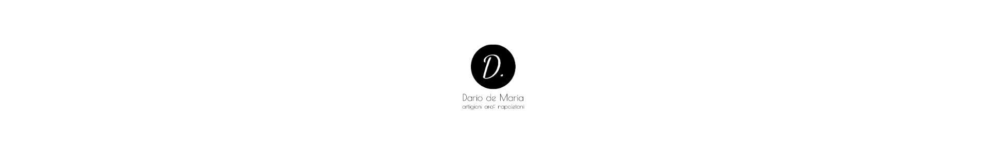 banner Dario de maria shop online code discount sale codice sconto