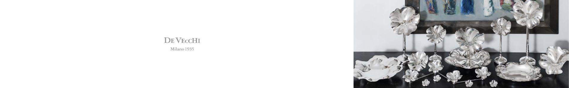 banner de vecchi argenti shop online code discount sale codice sconto