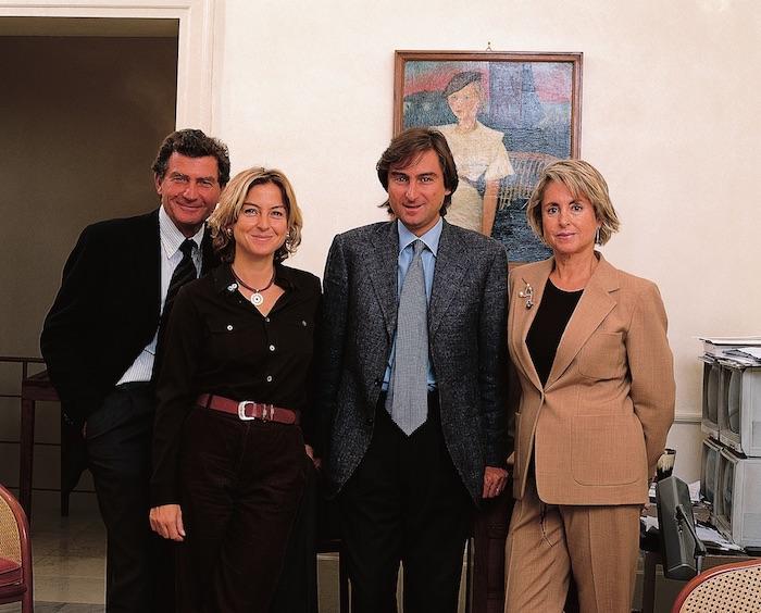 famiglia Fecarotta antica gioielleria in Italia ancient jewllery Italy