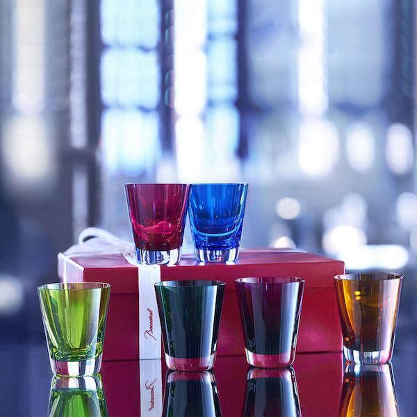 Baccarat Mosaique bicchiere tumbler glass discount sconto