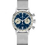 orologio hamilton american classic intra matic blu watch sconto discount